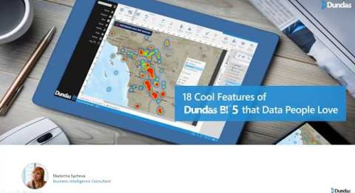 18 Cool Features of Dundas BI that Data People Love