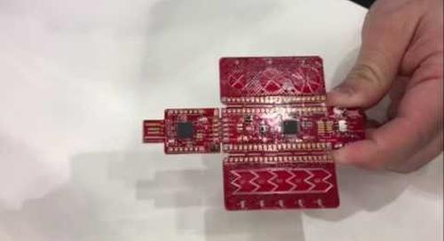 embedded world 2017: Digi-Key Development Kits – Cypress Semiconductor PSoC CY8CKIT