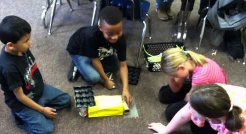 'Chapman Elementary's Engineers Week