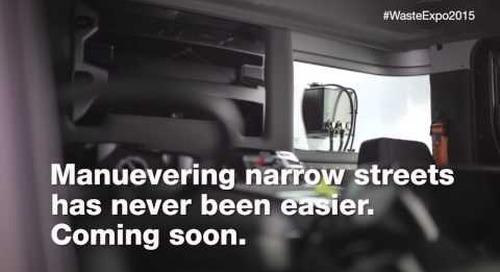 Manuevering Narrow Streets