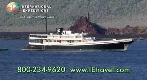 Life Aboard International Expeditions' Galapagos Cruise Ship, M/V Evolution