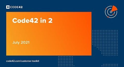 July 2021: Code42 in 2