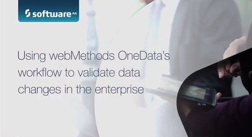 Demo: How OneData consolidates any customer data