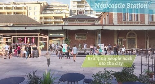 Revitalising Newcastle for Urban Growth NSW