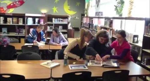 'PRA HS Library Planning Club