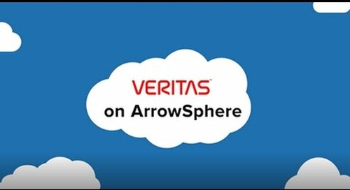 Veritas on ArrowSphere