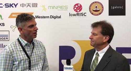 RISC-V Foundation at Embedded World 2018 - II