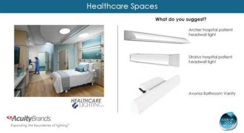 Look Up Look Around - Healthcare