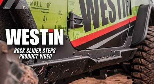Rock Slider Steps