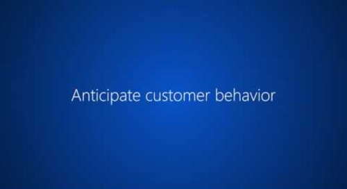 Transform customer data into actionable insights with Dynamics 365 for Customer Insights