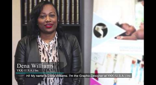 One Conversation at a Time- Dena Williams
