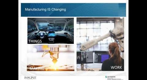 Standardizing on the Autodesk platform from Art to Part