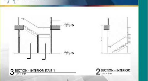 Railings from Top to Bottom in Autodesk Revit