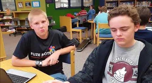 The Highland Junior High School: Friendship Project