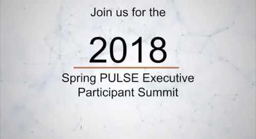 PULSE Executive Participant Summit 2018 - Orlando, Florida