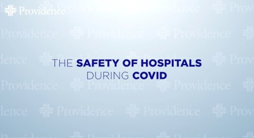 Covid Variants - The Safety of Hospitals During COVID