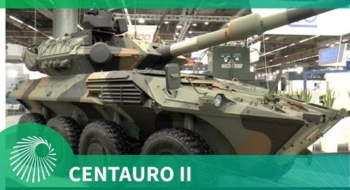 Centauro II 8x8 wheeled armoured fighting vehicle