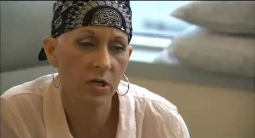 KPTV Running Through Cancer with Janice Dunlap (10-3-13)