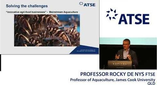 ATSE 2017 New Fellow: Professor Rocky De Nys FTSE