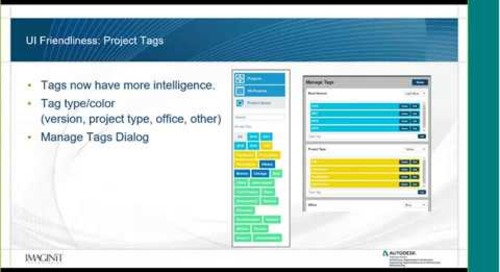 Overview of IMAGINiT Clarity Owner Data Portal 2019.1