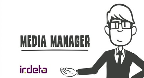 Irdeto Media Manager
