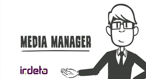 Irdeto Media Manager