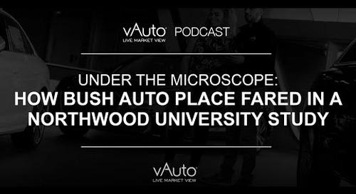 Northwood University Inventory Experiment Part 2 of 2 | vAuto Podcast