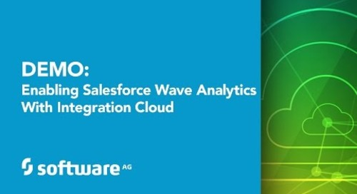 Demo: Enabling Salesforce Wave Analytics with Integration Cloud