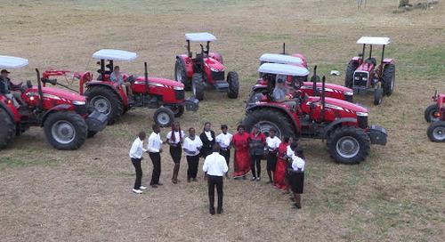 Vision of the Future 2016, Lusaka, Zambia - Parade highlights