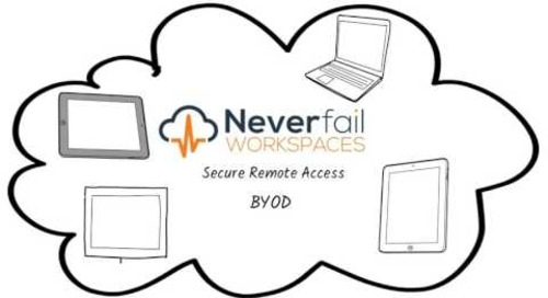 Neverfail Workspaces | White Board Video