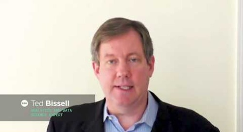 What's Holding Back Your Big Data Initiatives? Ted Bissell and Business Talent Group
