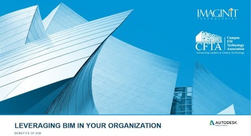 Benefits of BIM Leveraging BIM in Your Organization