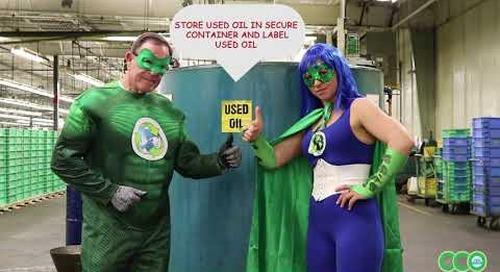 ECC Video -Used Oil Management