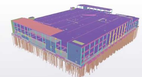 Precast concrete: 3D modeling and detailing with Tekla Structures