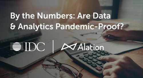By the Numbers: Are Data & Analytics Pandemic-Proof?