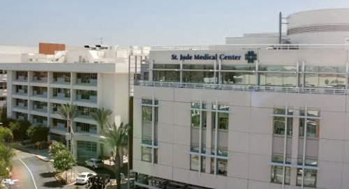 St. Jude Medical Center: One Extraordinary Team