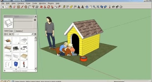 SketchUp Basics for K-12 Education - 4