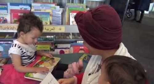 Hume Libraries: 1000 Books Before School