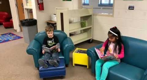 The Sergeant Bluff- Luton Primary's Reading Road Trip