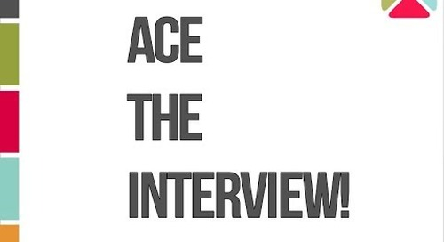 Ace the Interview (8.24.17)