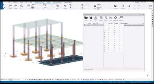 Simplify the creation of object lists with the new List Manager tool - Tekla Structures 2021
