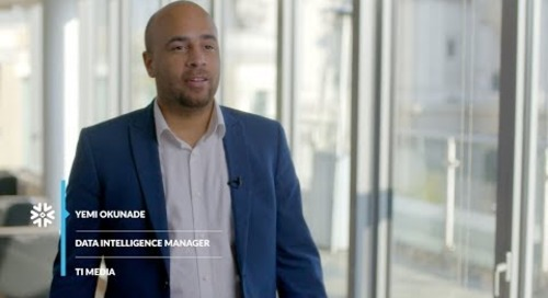 TI Media - Creating data-driven decisions to improve the customer experience