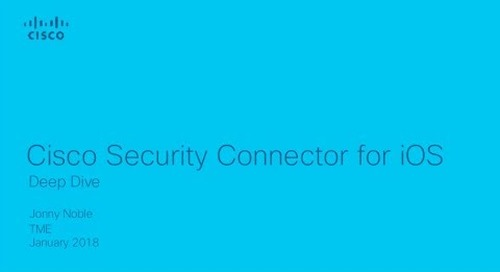 The Deepest Enterprise Visibility and Control for iOS Devices