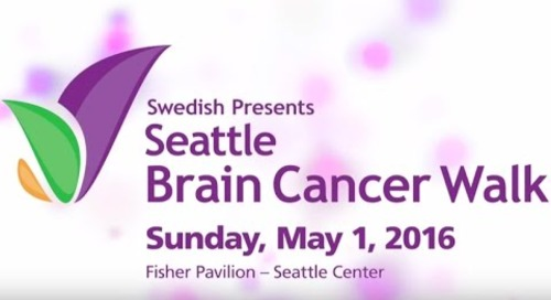 2016 Seattle Brain Cancer Walk - Invite