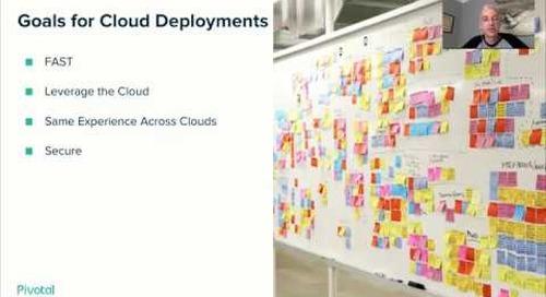 Greenplum Cloud Marketplaces