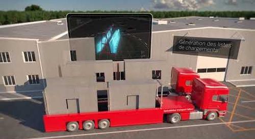 Logiciel de modélisation 3D BIM pour les constructions en béton: Tekla Structures