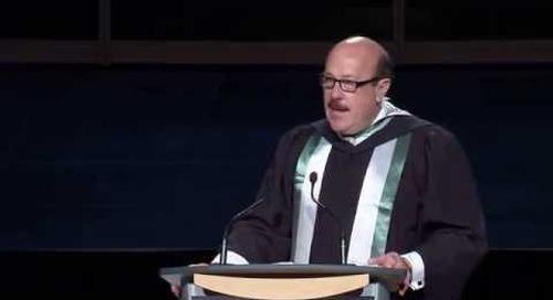 Convocation 2015 - Tony Pollard