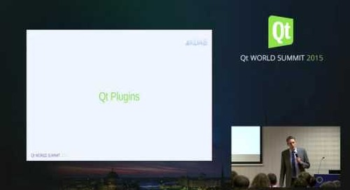 QtWS15- Among ELFs and DWARFs, Volker Krause, KDAB