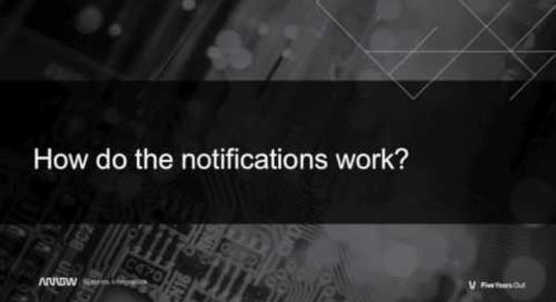 TeamQuest CCM: Notifications Overview