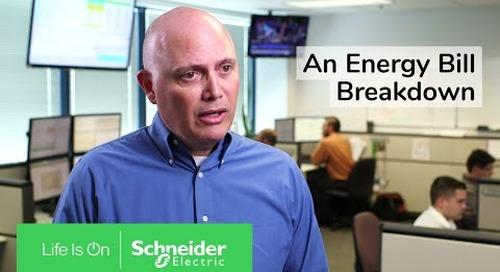 An Energy Bill Breakdown   Schneider Electric